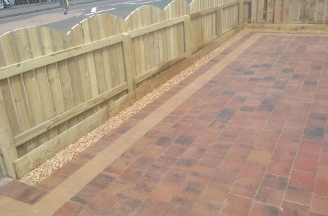 Paving & Fencing